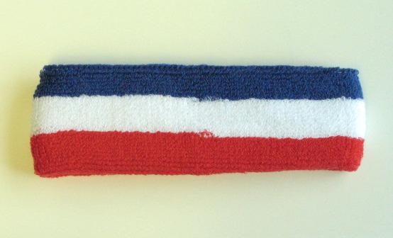 Red White Blue Headband